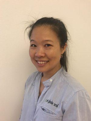KlinikassistentMimi Le Pedersen